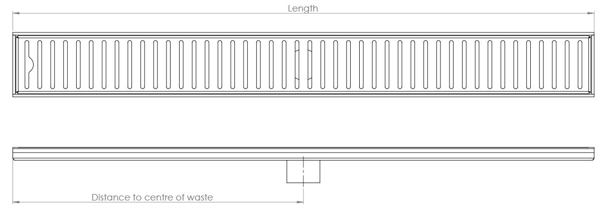 VSS-Lowlineshowerchannel-TechnicalData-diagram-1